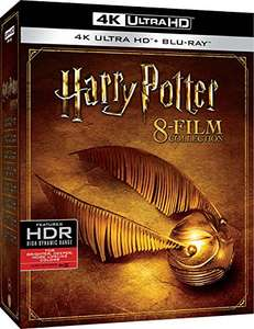 Harry Potter 1-8 Film Collection 4k