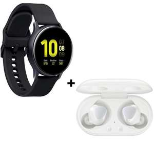 Galaxy Watch Active2 + Galaxy Buds+ 198€