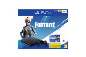 Sony PS4 500GB F + Fortnite VCH (2019) Nero Wi-Fi