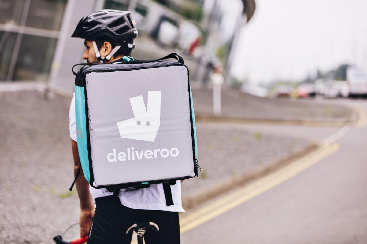 Sconto di € 8 sul tuo primo ordine su Deliveroo