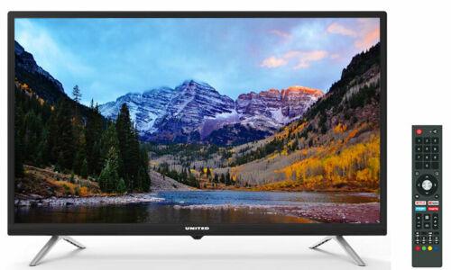"""Smart TV United 32"""" HDR Flat"""