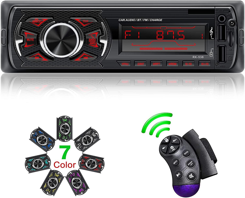 Autoradio Bluetooth con Telecomando - USB 9.2€