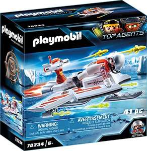 Playmobil Top Agents Slitta volante 5€