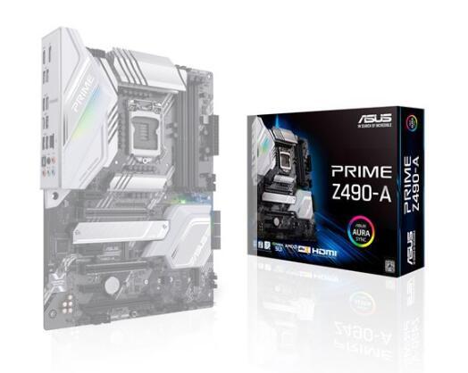 Errore di prezzoASUS Scheda Madre PRIME Z490-A Socket LGA 1200 Chipset Z490 ATX