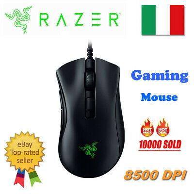 Mouse Razer DeathAdder V2 Mini 8500DPI - 6 tasti - 62 grammi