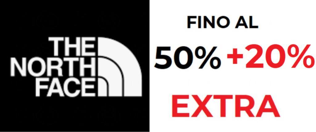 The North Face Sconti fino al 50% +20% Extra
