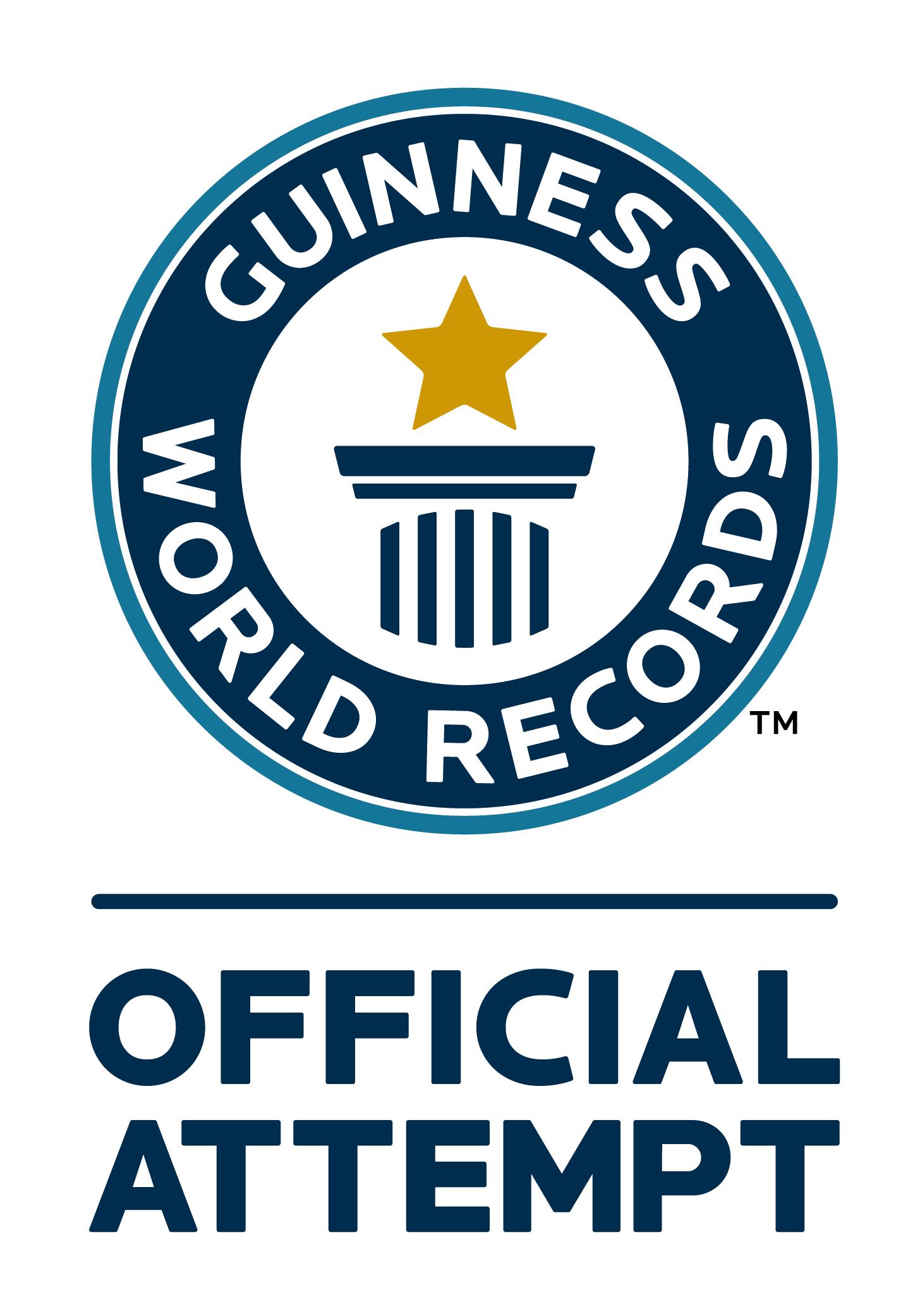 Certificato Guinness dei Primati Correndo 10Km