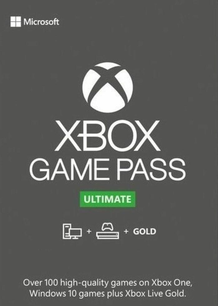 Xbox Game Pass Ultimate - 5X7 Giorni (35 giorni totali)