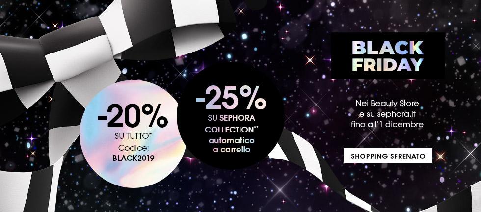25% Cyber Monday SEPHORA