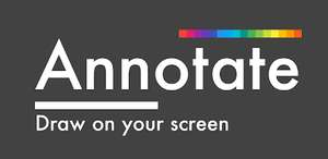 Annotate: Draw on Screen GRATIS su Play Store
