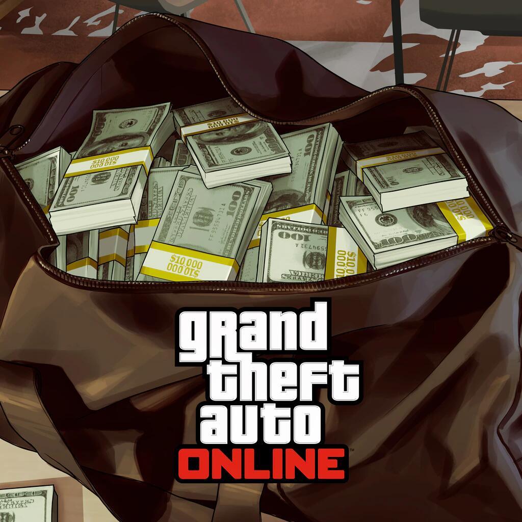 PS Plus: 1.000.000 di GTA$ per GTA Online