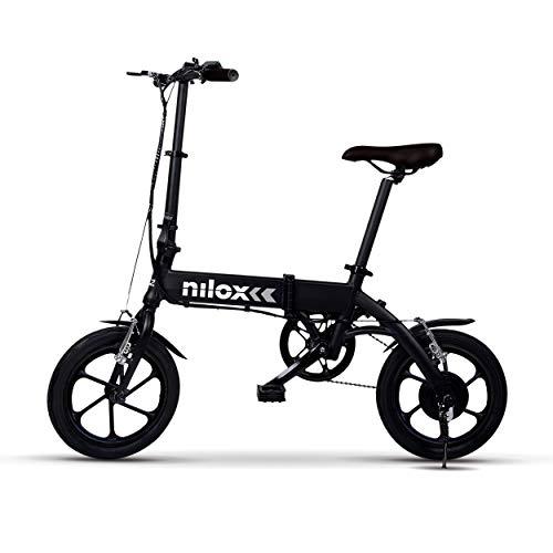 Nilox Doc X2 Plus - Bicicletta Elettrica Pieghevole