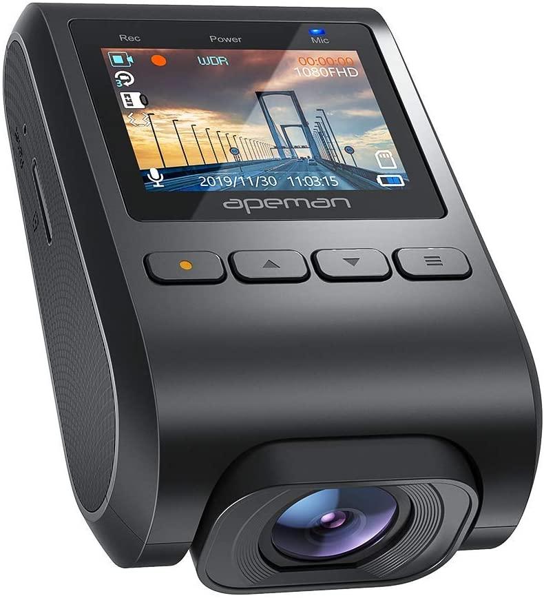 Dash Cam FHD 1080p Sensor-G 24.9€