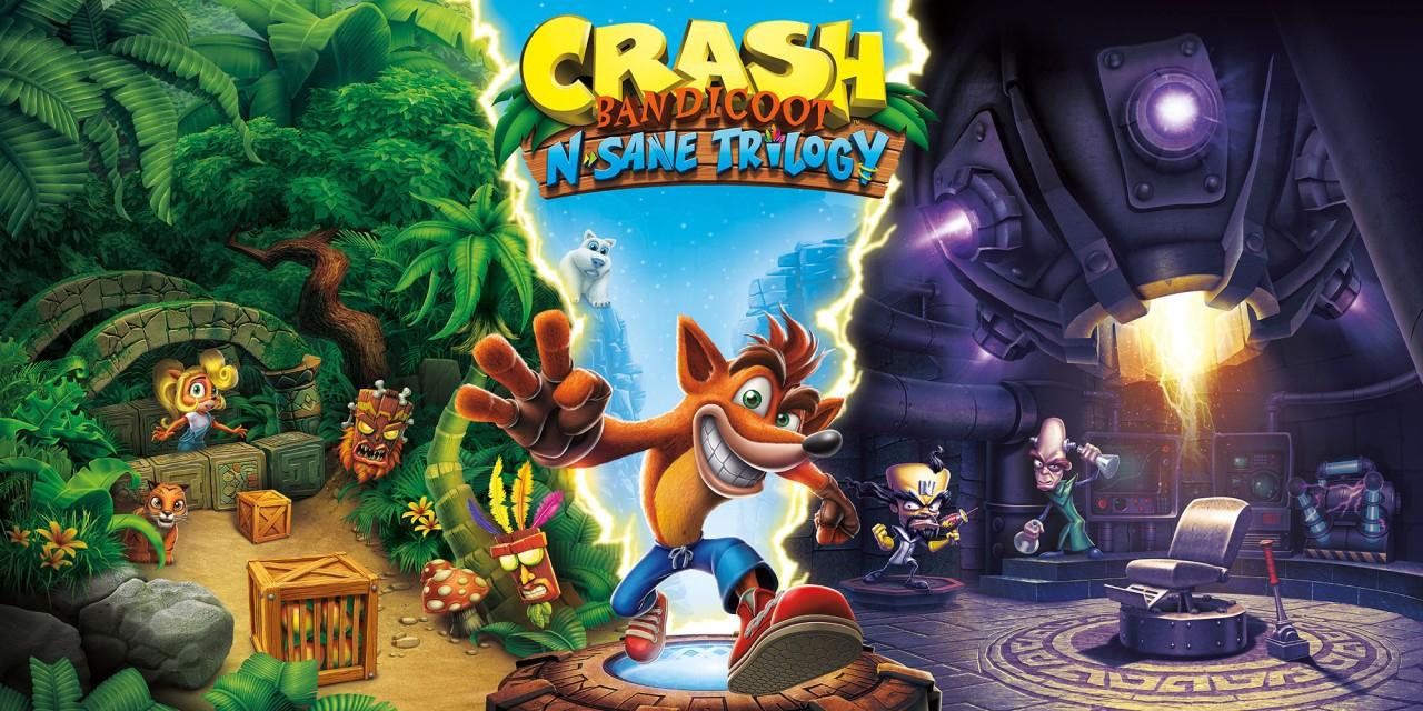 Crash Bandicoot ™ N. Sane Trilogy Nintendo Switch