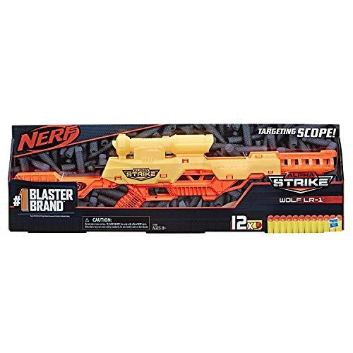 Blaster Nerf Alpha Strike Wolf