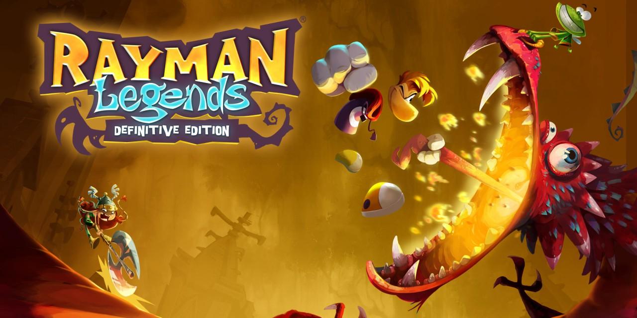 Rayman Legends: Definitive Edition per Nintendo switch