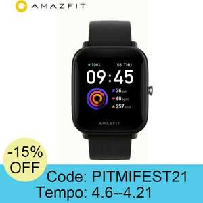 Amazfit Bip U Pro con Gps