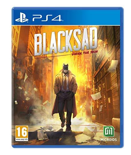 Blacksad - Under The Skin Limited Edition - PlayStation 4
