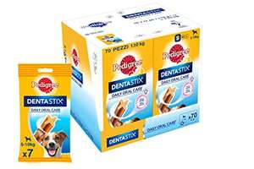 70 x Pedigree Dentastix Snack