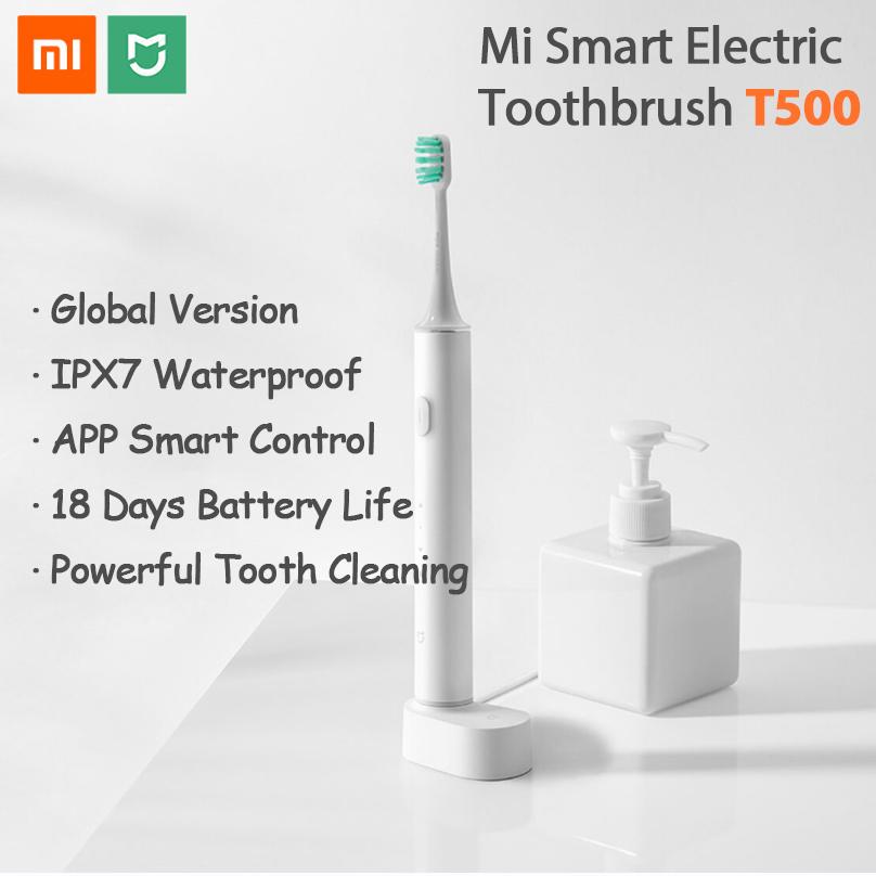 Xiaomi Mi Smart Electric Toothbrush T500 - Spazzolino Elettrico
