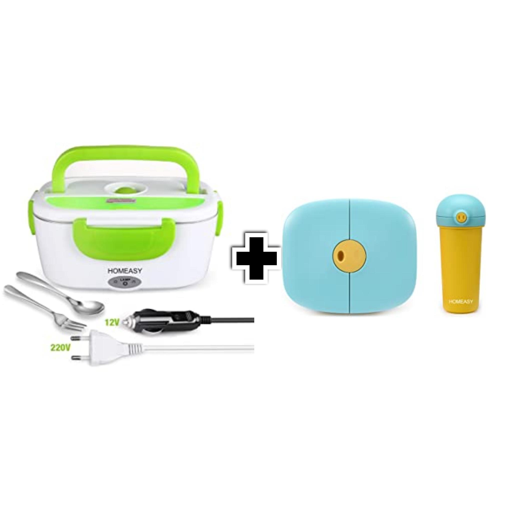 Scaldavivande elettrico + Lunch Box Bambini