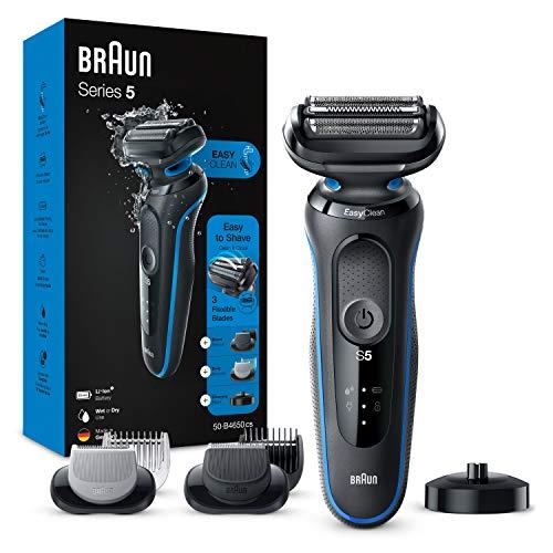 Braun Series 5 50-B4650cs Rasoio Elettrico