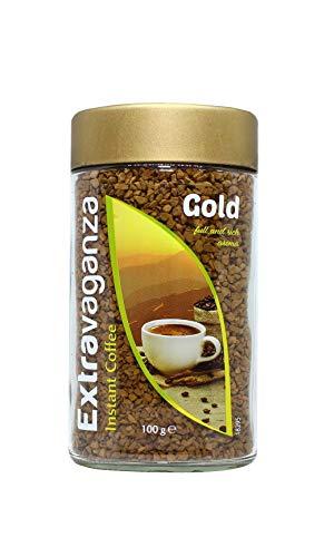 Extravaganza - caffè solubile - Gold 100g x 6 packs