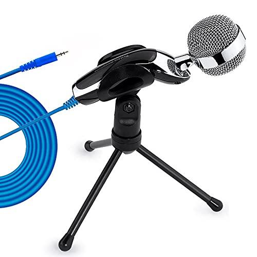 Microfono a Condensatore con Treppiede