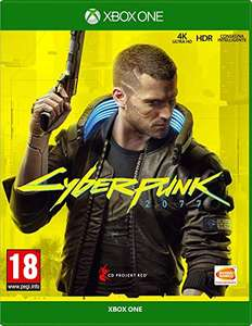 Cyberpunk 2077 D1 Edition - Xbox One