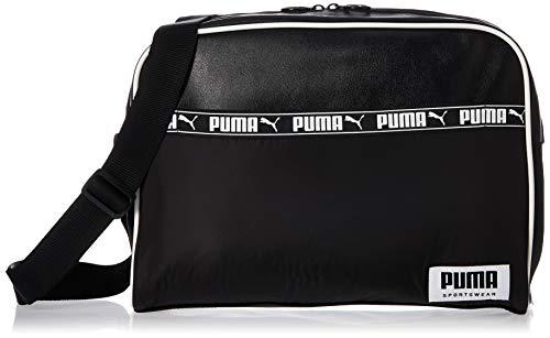 PUMA BORSA UNISEX ADULTO Puma Black, OSFA