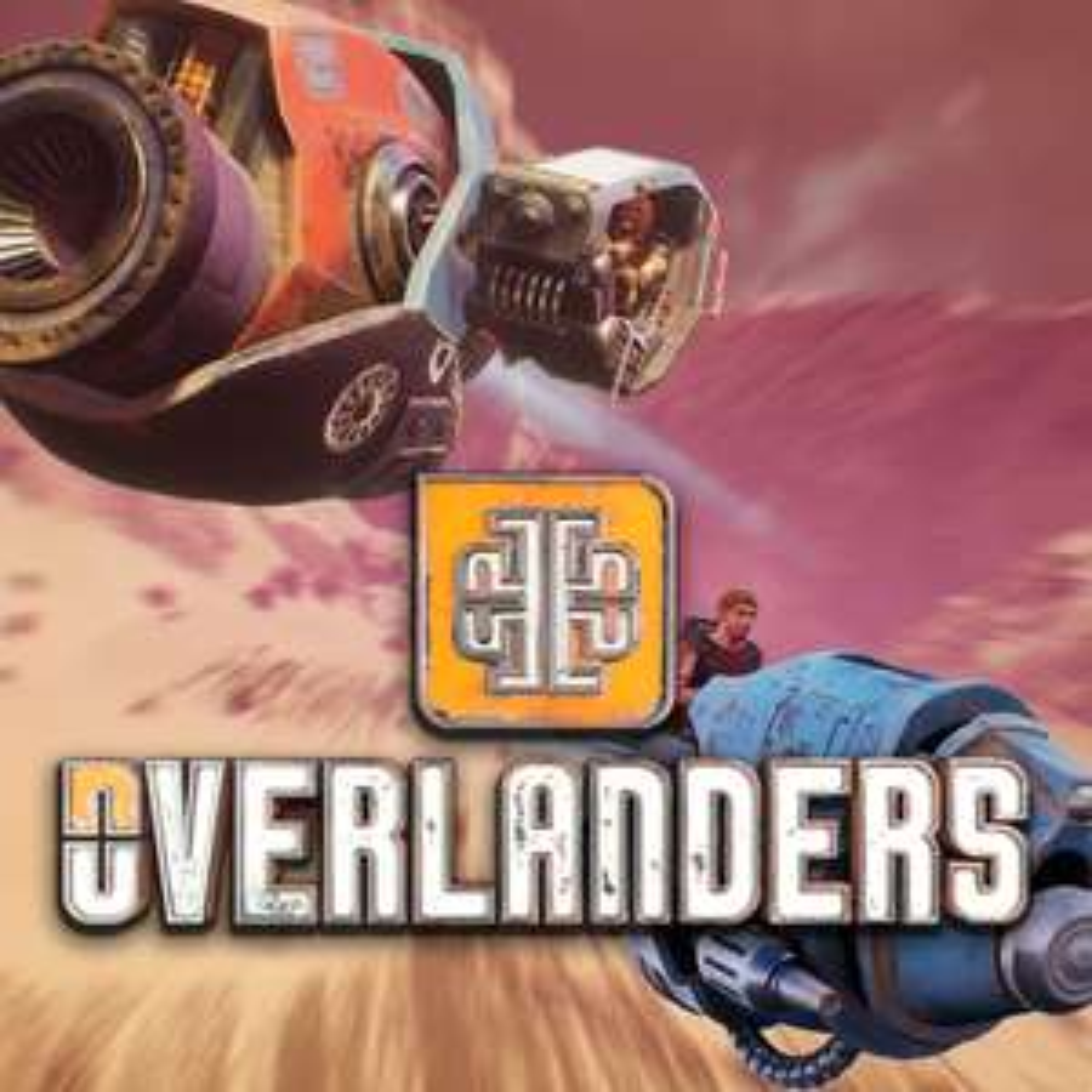 Overlanders Nintendo Switch 0.99€