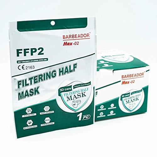 Mascherina FFP2 - 20 pezzi - DPI Certificata CE