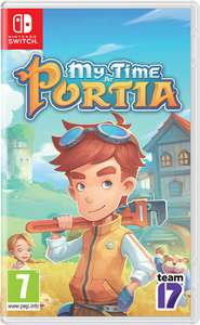My time at Portia Nintendo Switch 7.49€