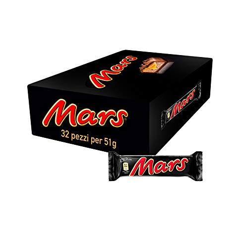 Mars Box 32 Pezzi 1.68kg di bontà!!!