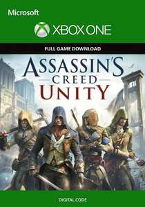 Assassin's Creed Unity Xbox One - Digital Code CDkeys