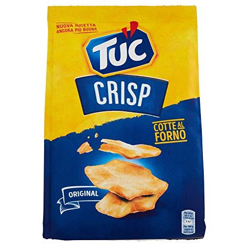 Tuc Crisp Original x100g , Sfogliatine Croccanti a Base di Patate