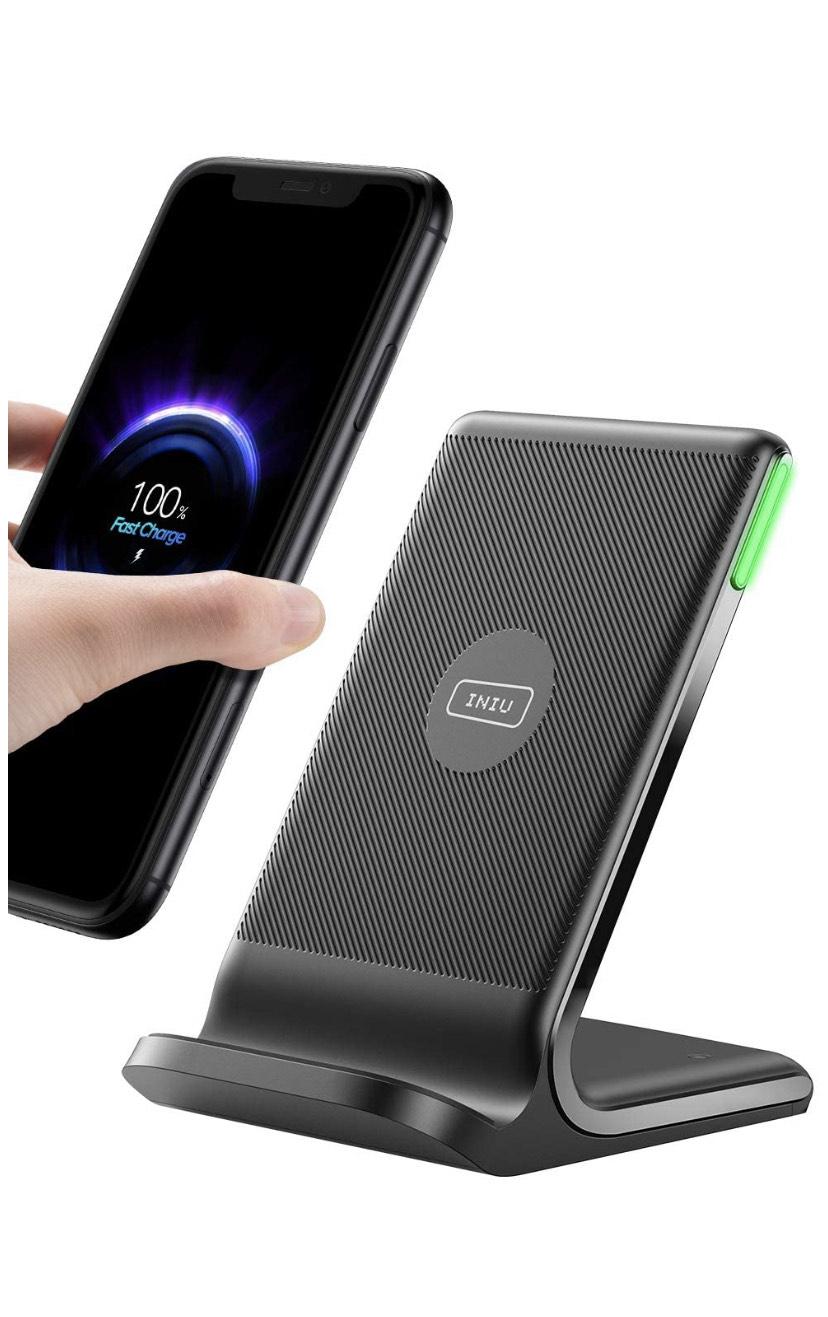 Caricatore Wireless Qi 15W