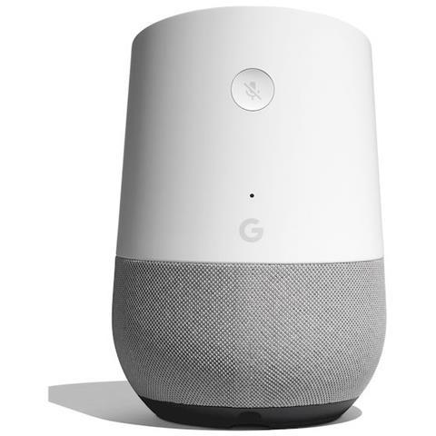 GOOGLEHome Wireless Speaker Colore Bianco