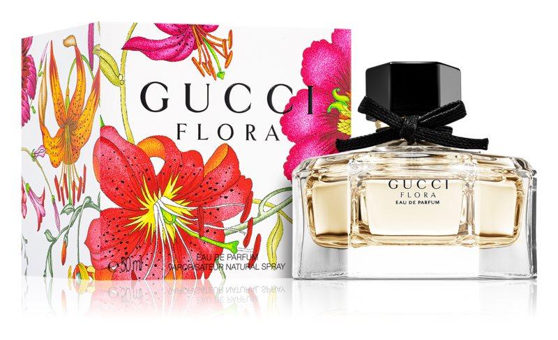 Gucci Flora 50ml 37.9€