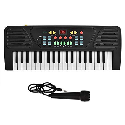 Pianoforte Elettronico con Microfono 37 tasti