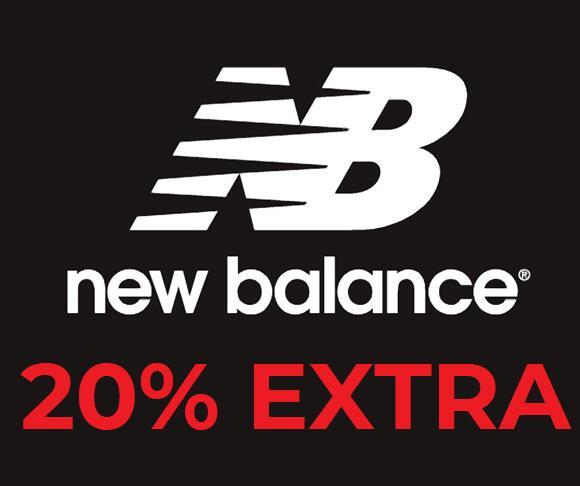 Codice Sconto 20% Extra New Balance