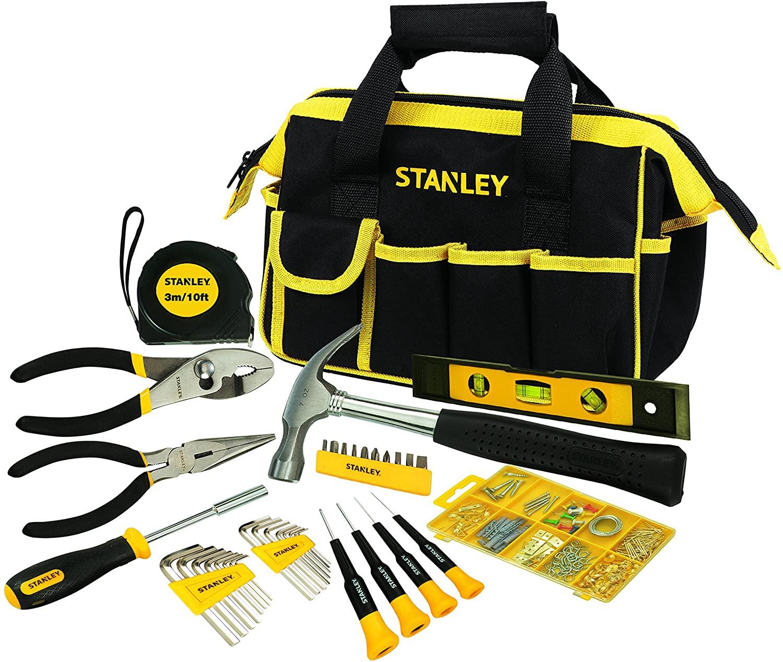 Set Attrezzi 38pz Stanley 25.9€