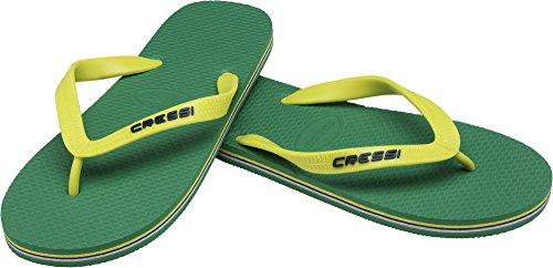 Cressi Beach Flip Flops, Ciabatte Infradito per Spiaggia e Piscina Unisex 37/38