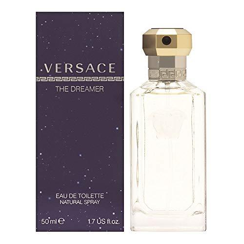 Versace Dreamer Eau de Toilette, 50 ml, Uomo