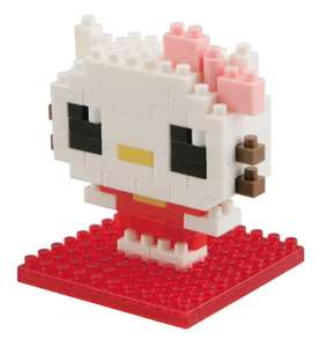 Hello Kitty Micro-Costruzioni Serie: Sanrio Series