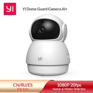 Xiaomi YI Dome Guard 360º- WiFi - 1080p