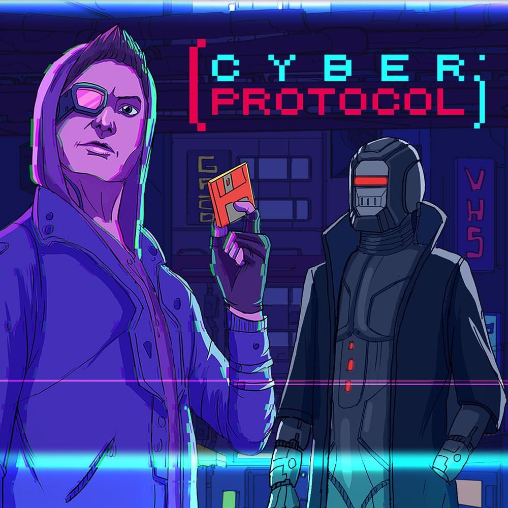 Cyber Protocol - Nintendo eShop