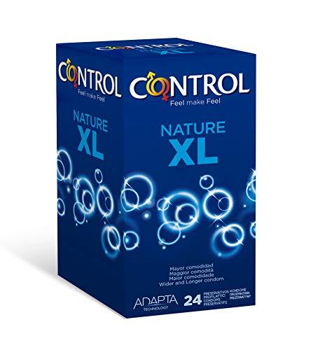 24 Control Preservativi XL