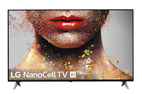 "LG TV NanoCell AI, 49SM8500PLA, Smart TV 49"", 4K Cinema HDR con Dolby Vision e Dolby Atmos, Alexa integrato"