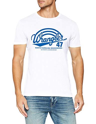Wrangler SS Americana - Maglietta Uomo